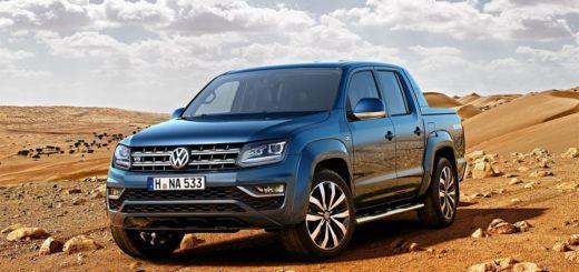 Volkswagen Amarok 2016-2017