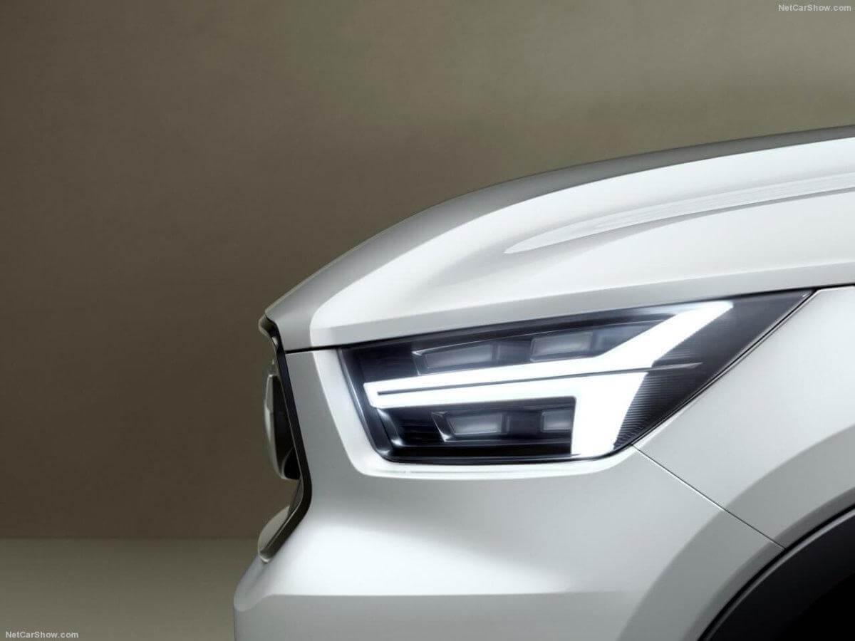 Volvo представила новые концептуальные модели 40-й серии.